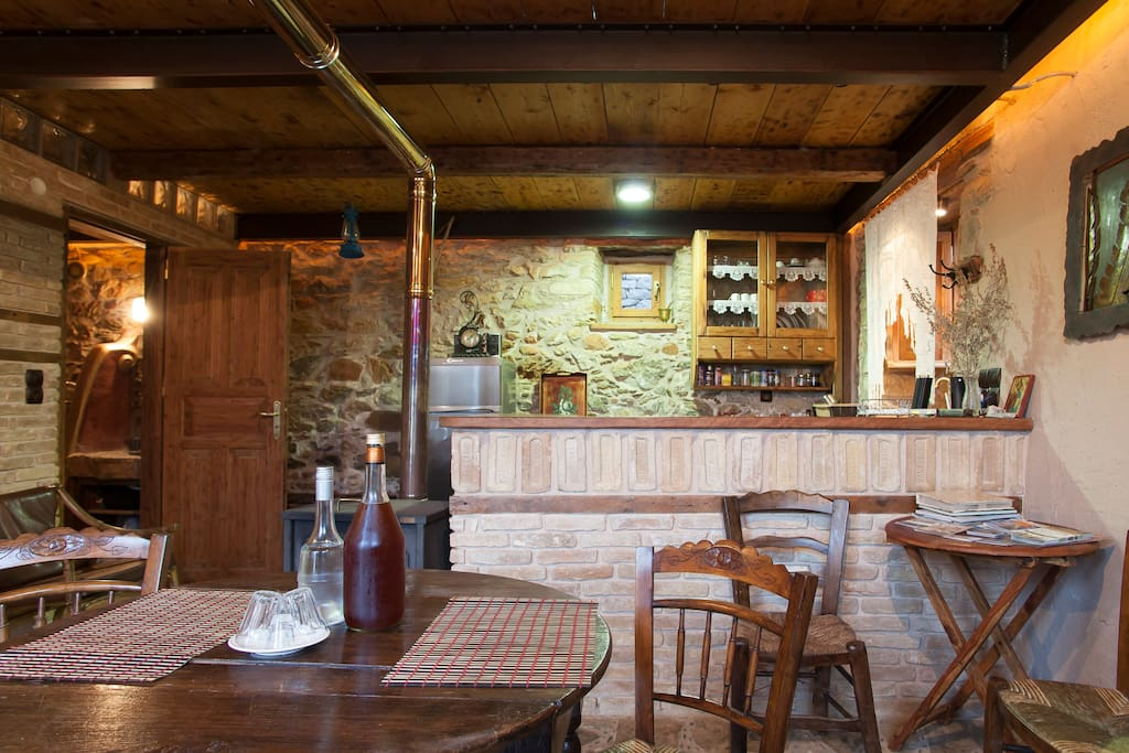 1870 Wood Stone Traditional Mezzanine