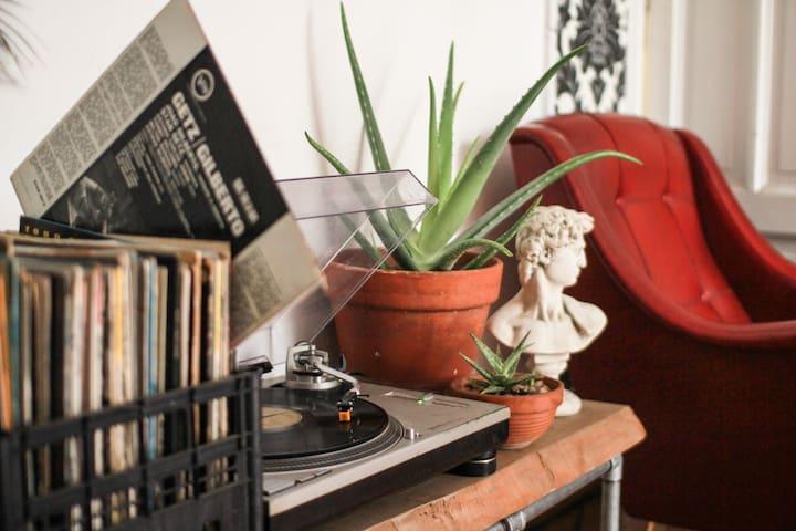 Eco Room in the heart of Trastevere