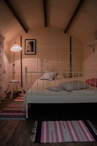 romanttinen huone
