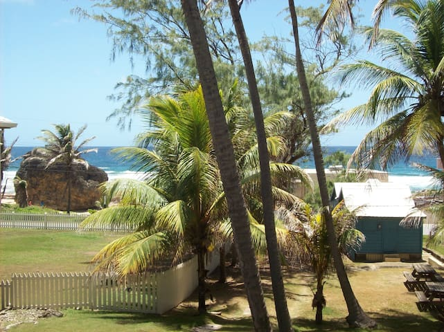 Bajan seaside cottage - Seabreeze - St Joseph - Daire