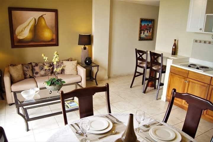 Beautiful 1 bedroom apartment Managua best area #8