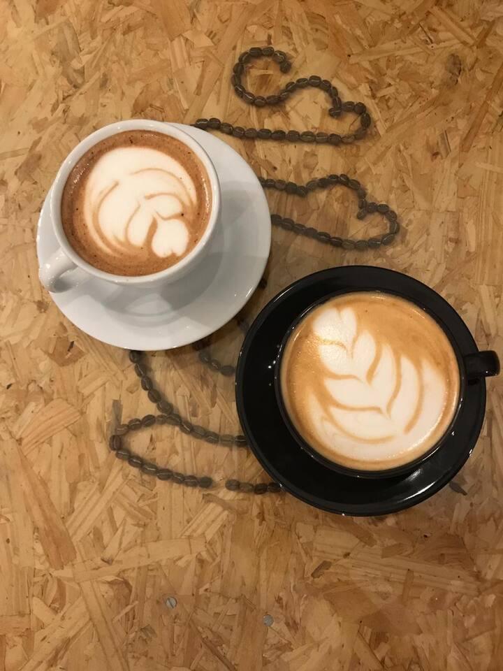 El café es compartir