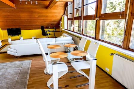 Studio Wohnung Hof nahe Untreusee - Oberkotzau
