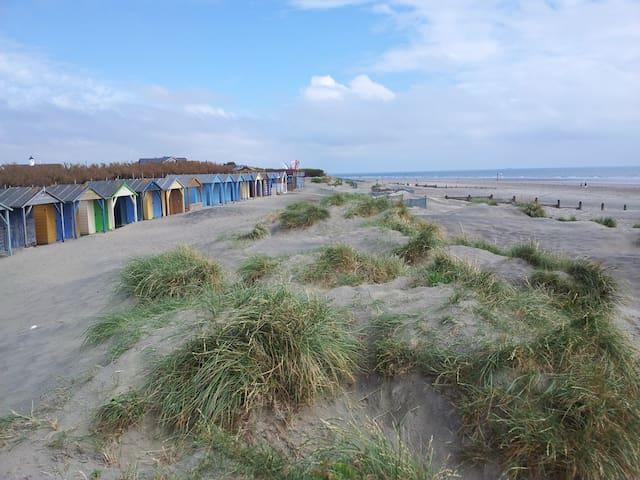 Sand Dunes West Wittering beach