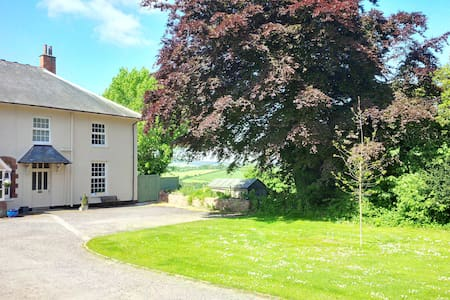 The Wellhouse comfy Somerset B&B - Watchet