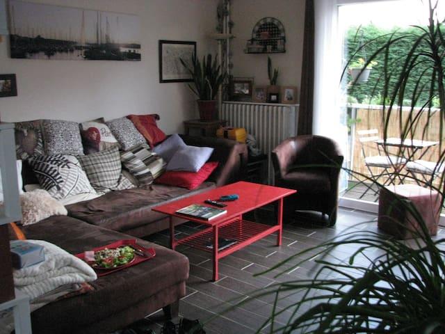 Appartement agréable proche centre - Thonon-les-Bains - Apartment