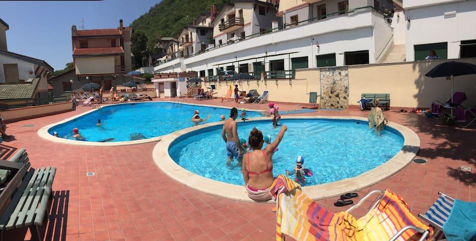 Casa Baldi - Parco Dacomo - Roccamonfina