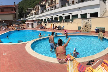 Casa Baldi - Parco Dacomo - Roccamonfina - 公寓