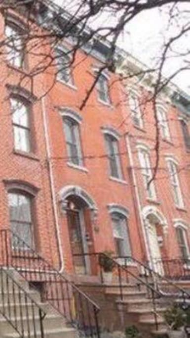 Historical Paulus Hook - Row House