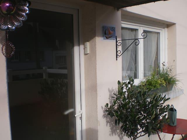 chambre privée dans maison - Kemper - Casa