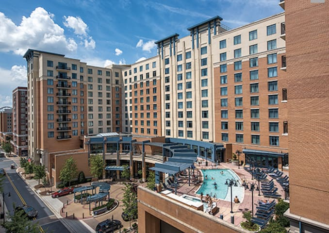 Short walk to Gaylord!  1B Deluxe ~ Wyndham ~
