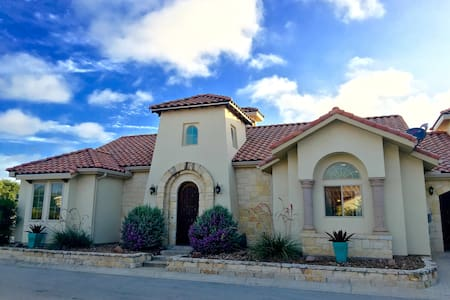 Luxury Hill Country Villa - Great for Large Groups