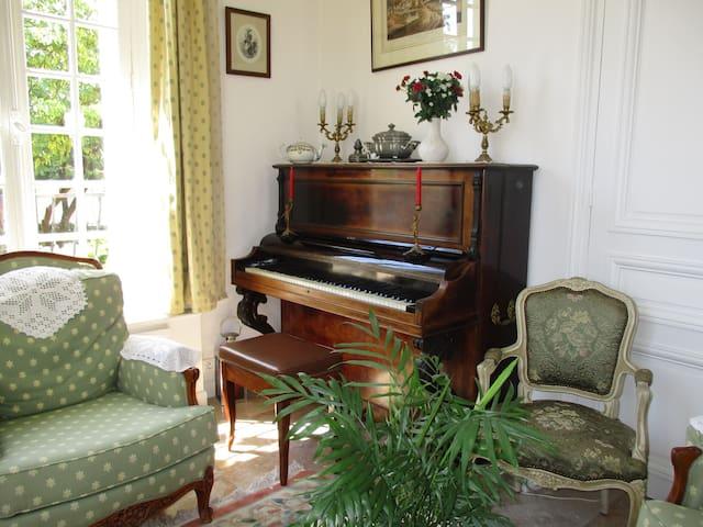 Charme et calme proche de Paris - Beauchamp - Casa