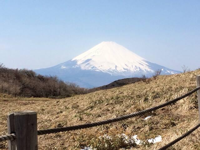 静かな海のそばにある一軒家。富士山も見える - 静岡市 - Casa