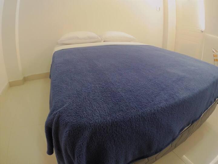 Paraaco - Habitación Doble para parejas viajeras