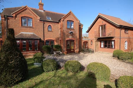 workingawaybnb - Twyford - Hus