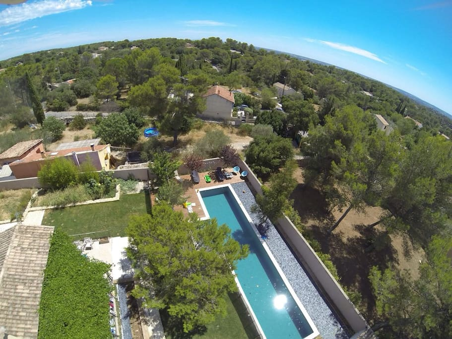 Villa A Louer Nimes