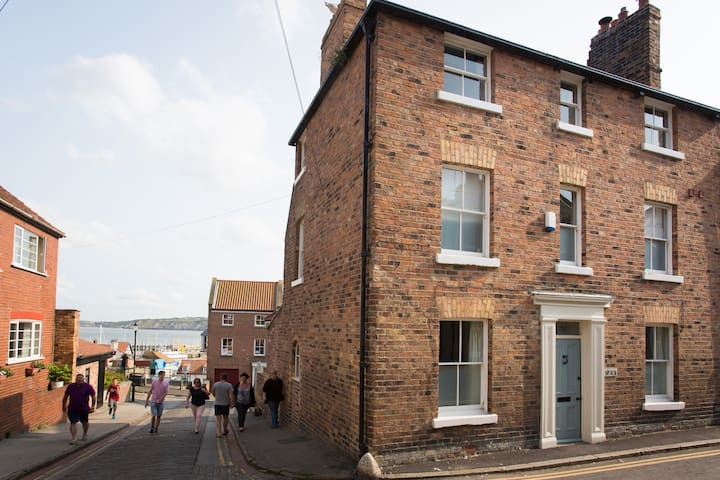 No.47 Lovely Seaside Holiday Home - Scarborough - Dom