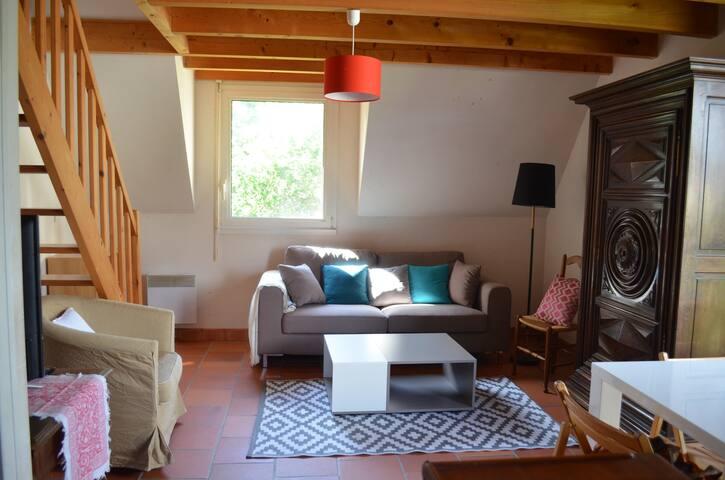 Charmant studio proche de la mer - Piriac-sur-Mer - Dom