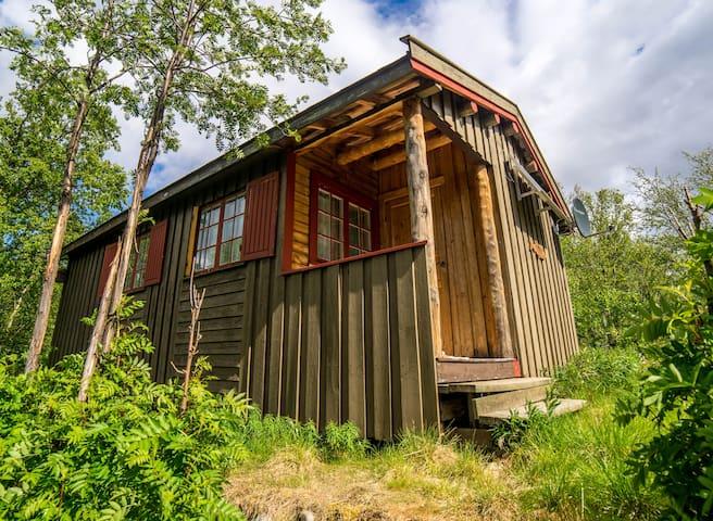 Hytte i hjertet av Stabbursdalen Nasjonalpark!
