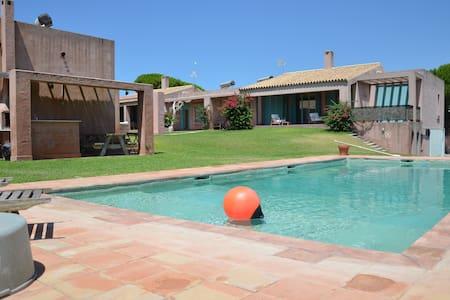 Bohemian Villa Beach & Pool 2
