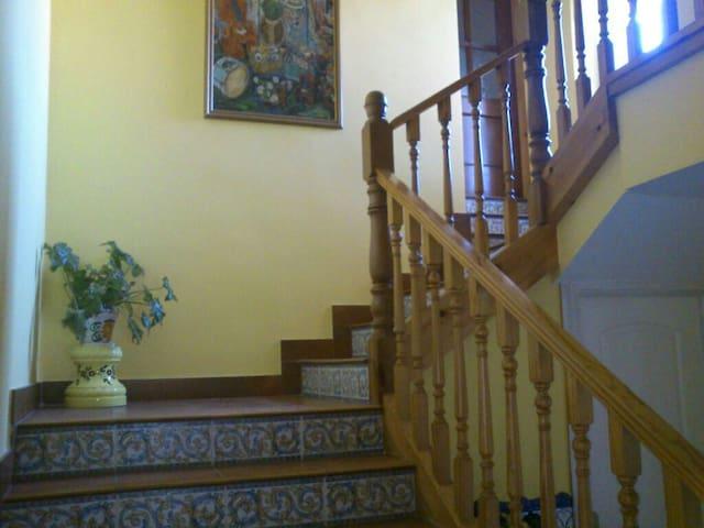 Apartamento en casa rural - Gusendos de los Oteros - Daire