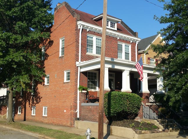 Just off Monument Avenue - Richmond - Appartement