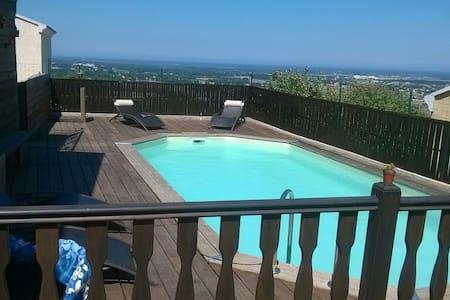 T2 tout confort avec vue magnifique - Lucciana - Apartamento