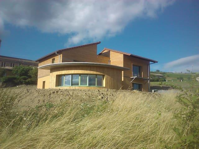 Maison passive confortable - Jullié