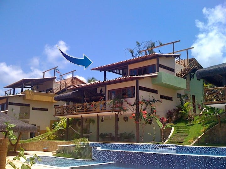 Your holiday in Pipa, Natal, Brazil