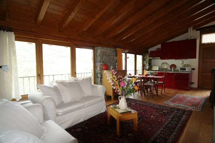 Cottage Pagani - Valsolda - Haus