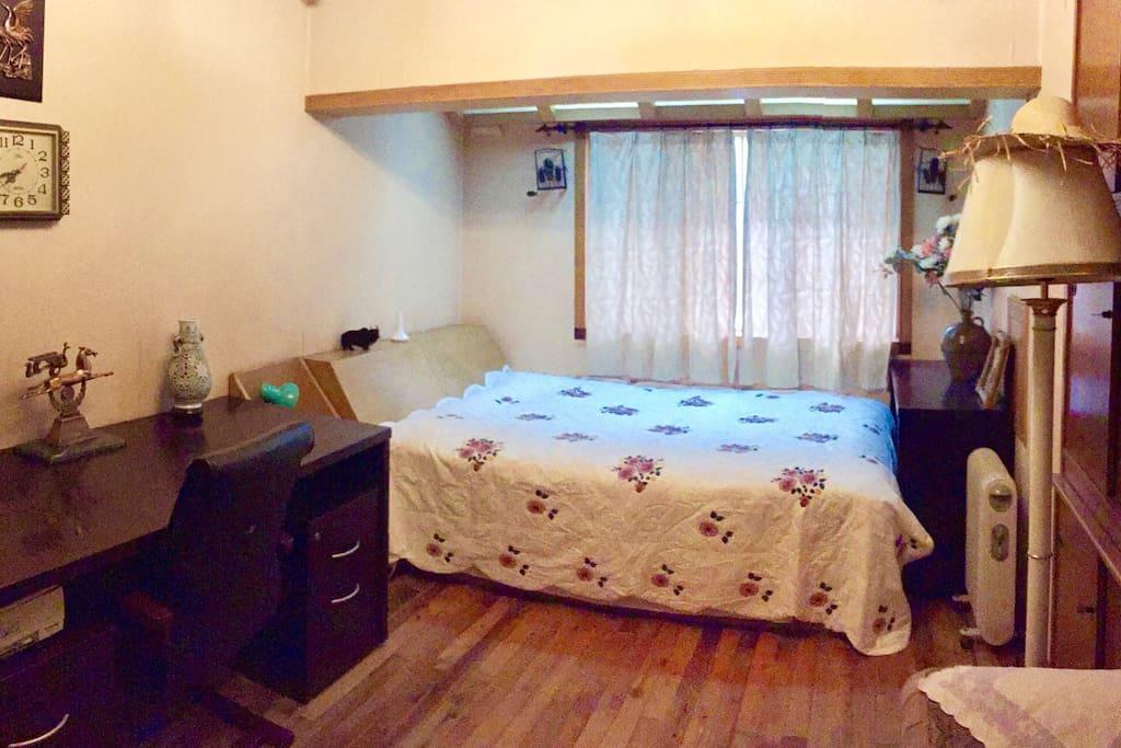 温馨的卧室