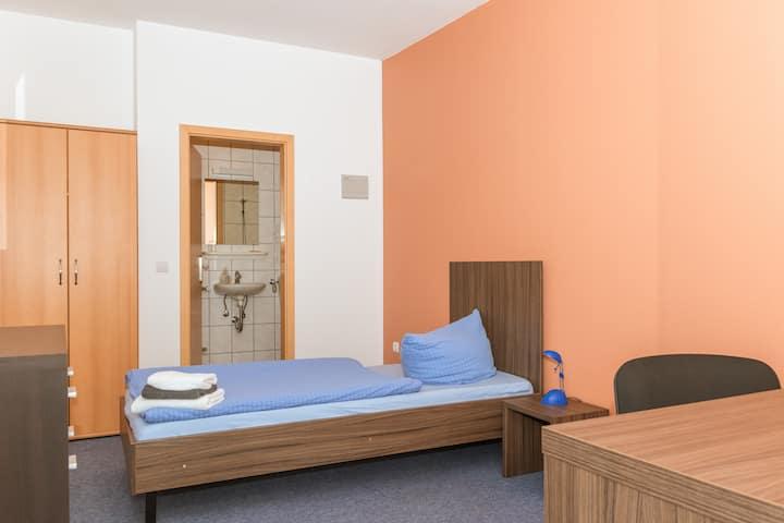 Messe Motel Laatzen preiswertes Einzelzimmer