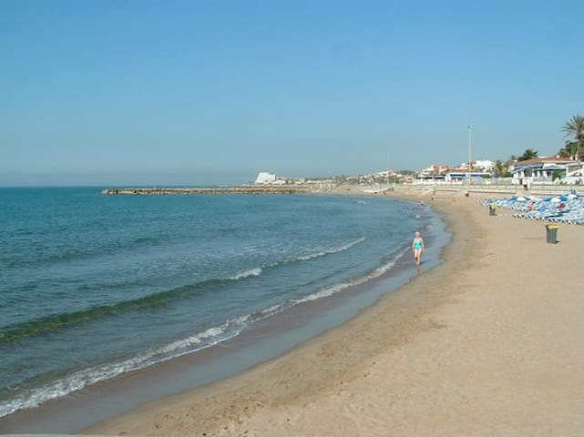 Chuss-Beautiful 60 mts the beaches - Sitges - Daire
