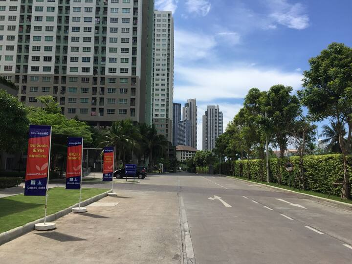 PATTYA SeaView Lumpini芭提雅海景公寓