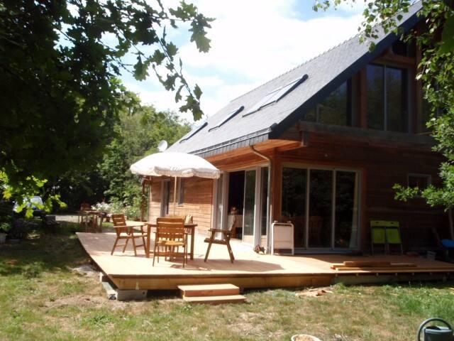 jolie maison sur terrain boisé - Nivillac - House