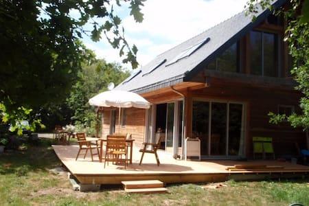 jolie maison sur terrain boisé - Nivillac