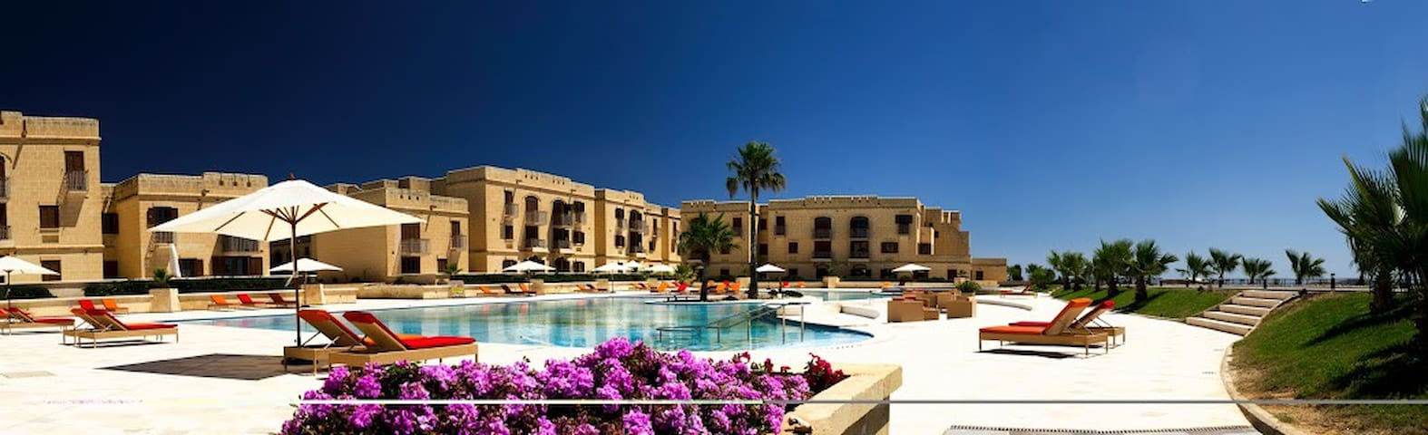 Fort Chambray Gozo Luxury Apartment - Ghajnsielem, Gozo - Leilighet