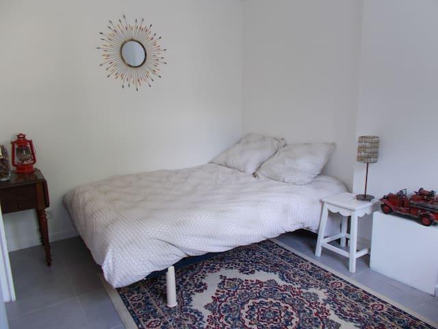 Chambre avec suite salle de bain - Saint-Maur-des-Fossés - บ้าน