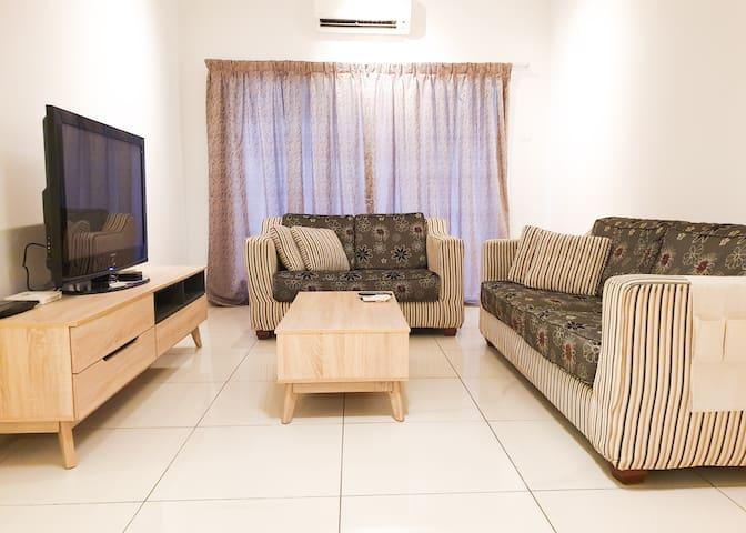 Convenient & Bright New Condo in NSK Kuchai KL