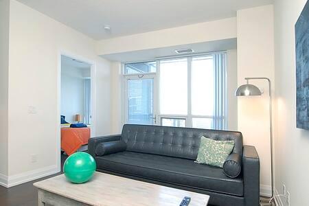 Executive One Bedroom Suite - Huoneisto