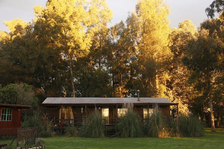 Cabaña en Pilar