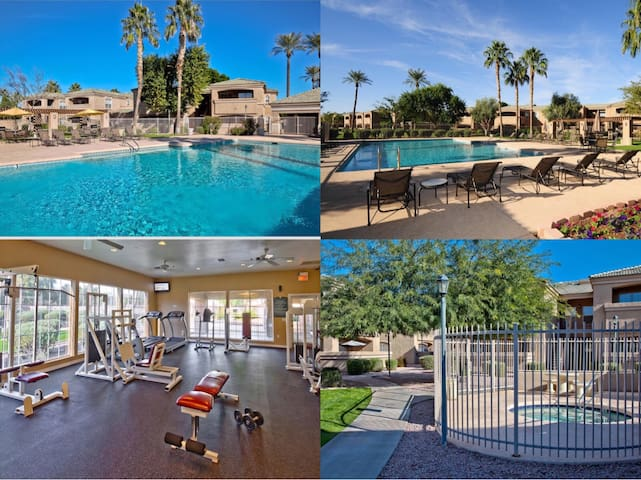 Chandler private apartment-near supermarkets