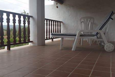 Casa típica Ibicenca en San Carlos - Sant Carles
