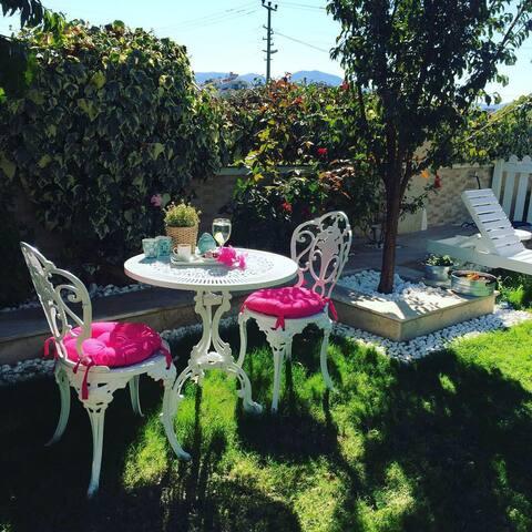 Fethiye Çalış'ta Modern, Müstakil Bahçeli Yazlık