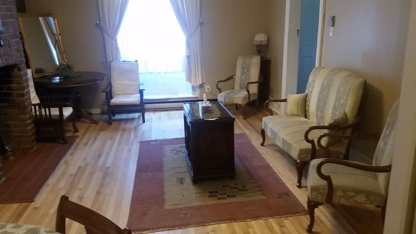 1 bedroom+then in heart of downtown - Montréal - Appartement
