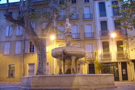Old town house in heart of Ceret - Céret