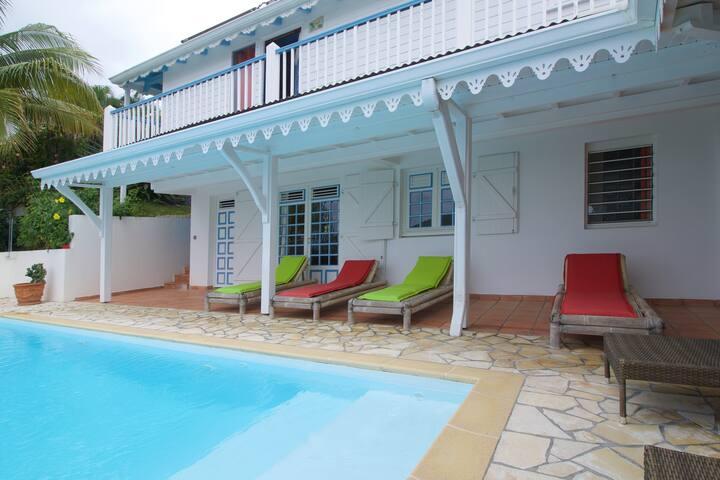 VILLA TEE-PUNCH - Les Trois-Îlets - Villa