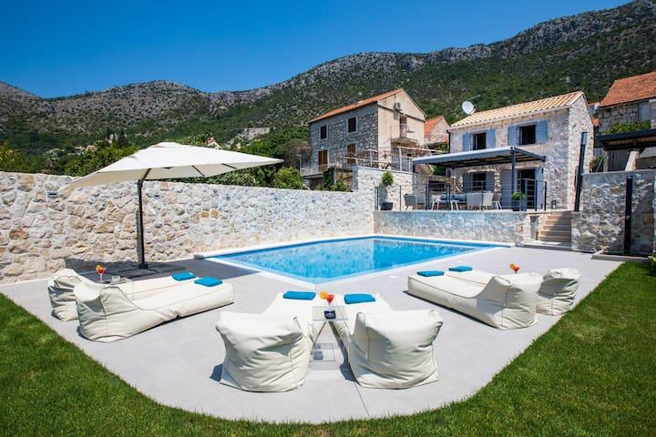 Mariva Exclusive Pool House   Adriatic Sea View