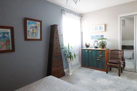 Chambre + petit dèj près d'angers - Cantenay-Épinard